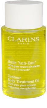 Clarins Body Expert Contouring Care huile corporelle modelisante aux extraits végétaux
