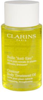 Clarins Body Expert Contouring Care Õleo corporal reafirmante com extratos vegetais