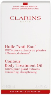 Clarins Body Expert Contouring Care olio corpo modellante con estratti vegetali