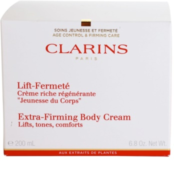 Clarins Body Extra-Firming creme corporal refirmante