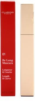Clarins Eye Make-Up Be Long Schwung und Länge Mascara