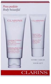 Clarins Body Exfoliating Care Kosmetik-Set  I.