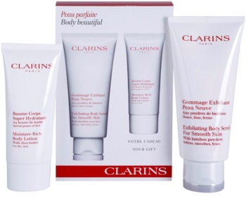 Clarins Body Exfoliating Care lote cosmético I.