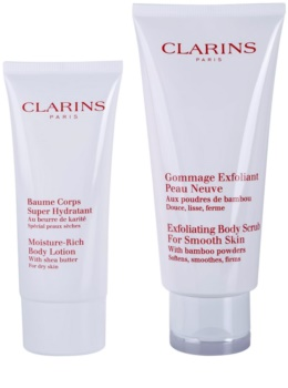 Clarins Body Exfoliating Care Cosmetic Set I.