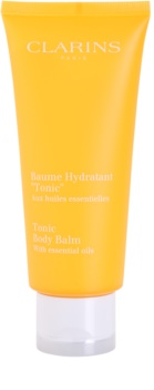 Clarins Body Hydrating Care baume corps traitant aux huiles essentielles