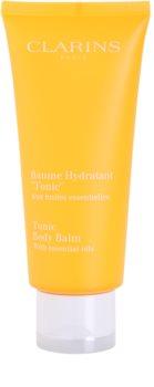Clarins Body Hydrating Care negovalni balzam za telo z eteričnimi olji