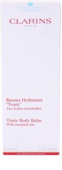 Clarins Body Hydrating Care pielęgnujący balsam do ciała z olejkami eterycznymi