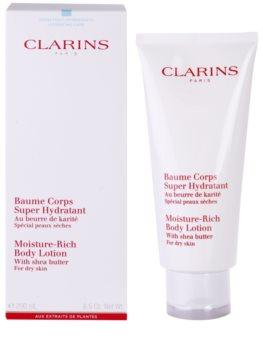 Clarins Body Hydrating Care lotiune de corp hidratanta pentru piele uscata