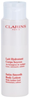 Clarins Body Hydrating Care latte idratante corpo per pelli delicate e lisce