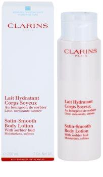 Clarins Body Hydrating Care hydratisierende Körpermilch für sanfte und weiche Haut