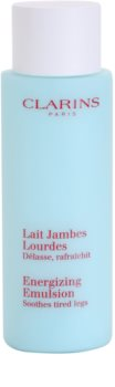 Clarins Body Specific Care Energizing Emulsion Soothes Tired Legs