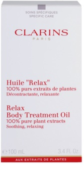 Clarins Body Specific Care Relax Body Treatment Oil