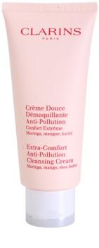 Clarins Cleansers tisztító krém hidratáló hatással