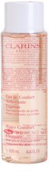 Clarins Cleansers Abschmink-Wasser für normale und trockene Haut