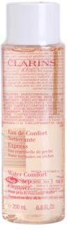Clarins Cleansers voda za skidanje šminke i čišćenje za normalno i suho lice