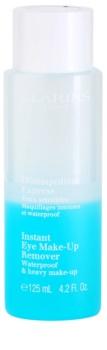 Clarins Cleansers desmaquillante para  maquillaje resistente al agua para ojos sensibles