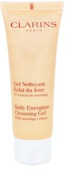 Clarins Daily Energizer frissítő tisztító gél hidratáló hatással