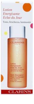 Clarins Daily Energizer vlažilni tonik za obraz za utrujeno kožo
