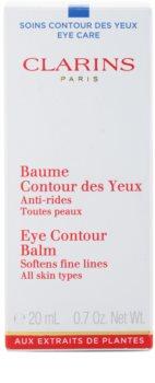 Clarins Eye Care hydratačný očný balzam proti vráskam