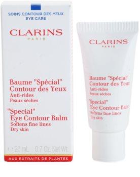 Clarins Eye Care ápolás a szemkörüli finom ráncokra