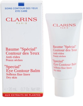 Clarins Eye Care Special Eye Contour Balm Softens Fine Lines