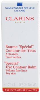 Clarins Eye Care balsam pod oczy minimalizujący drobne zmarszczki i kontury