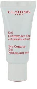 Clarins Eye Care gel za predel okoli oči proti oteklinam in temnim kolobarjem