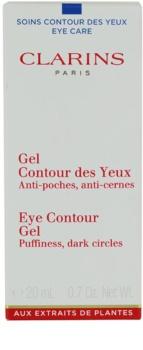 Clarins Eye Care gel za oči protiv oticanja i tamnih krugova