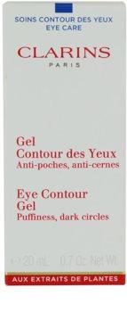 Clarins Eye Care očný gél proti opuchom a tmavým kruhom