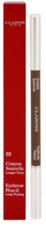 Clarins Eye Make-Up Eyebrow Pencil dlouhotrvající tužka na obočí