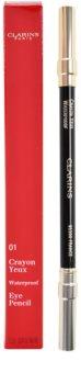 Clarins Eye Make-Up Eye Pencil lápiz de ojos resistente al agua