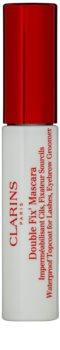 Clarins Eye Make-Up Double Fix' vodootporni fiksator za trepavice i obrve