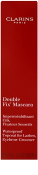 Clarins Eye Make-Up Double Fix' fixateur waterproof cils et sourcils