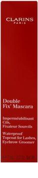 Clarins Eye Make-Up Double Fix' водостійкий фіксатор для вій та брів