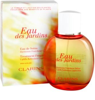 Clarins Eau Des Jardins osviežujúca voda pre ženy 100 ml