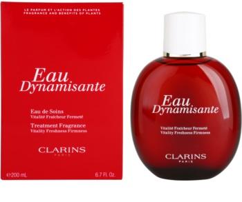 Clarins Eau Dynamisante erfrischendes wasser ersatzfüllung Unisex 200 ml