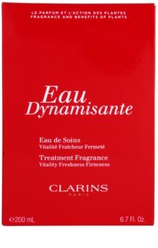 Clarins Eau Dynamisante eau rafraîchissante mixte 200 ml recharge
