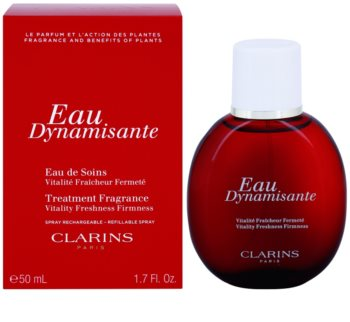 Clarins Eau Dynamisante osviežujúca voda plniteľný unisex 50 ml