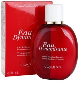 Clarins Eau Dynamisante osvěžující voda unisex 500 ml náplň