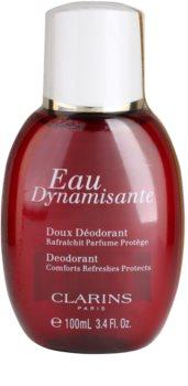 Clarins Eau Dynamisante Deo met verstuiver Unisex 100 ml