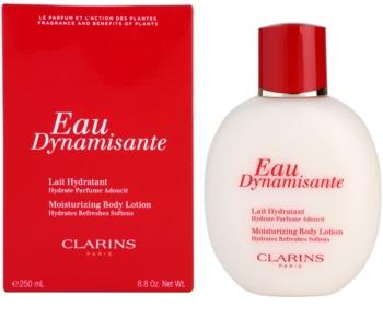 Clarins Eau Dynamisante tělové mléko pro ženy 250 ml