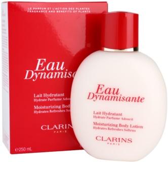 Clarins Eau Dynamisante testápoló tej nőknek 250 ml