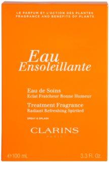 Clarins Eau Ensoleillante Eau FraicheEau Fraiche voor Vrouwen  100 ml