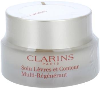 Clarins Extra-Firming nega za glajenje in učvrstitev za ustnice