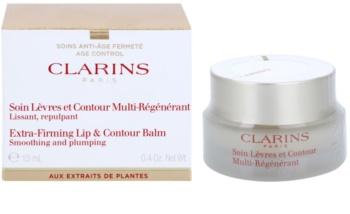 Clarins Extra-Firming glättende und festigende Pflege für Lippen