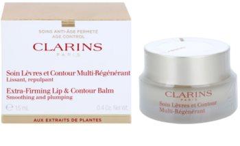 Clarins Extra-Firming kisimító és feszesítő ápolás az ajkakra
