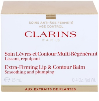 Clarins Extra-Firming Lip And Contour Balm Smoothing and Plumping
