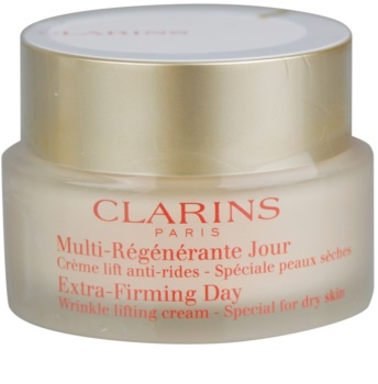 Clarins Extra-Firming denný liftingový krém proti vráskam pre suchú pleť