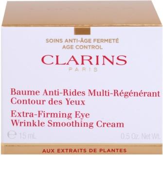 Clarins Extra-Firming kisimító szemkörnyékápoló gél a ráncok ellen