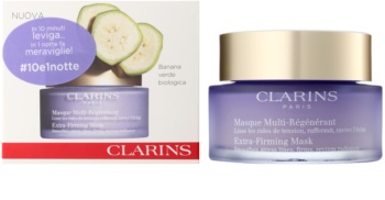 Clarins Extra-Firming mascarilla facial reafirmante regeneradora